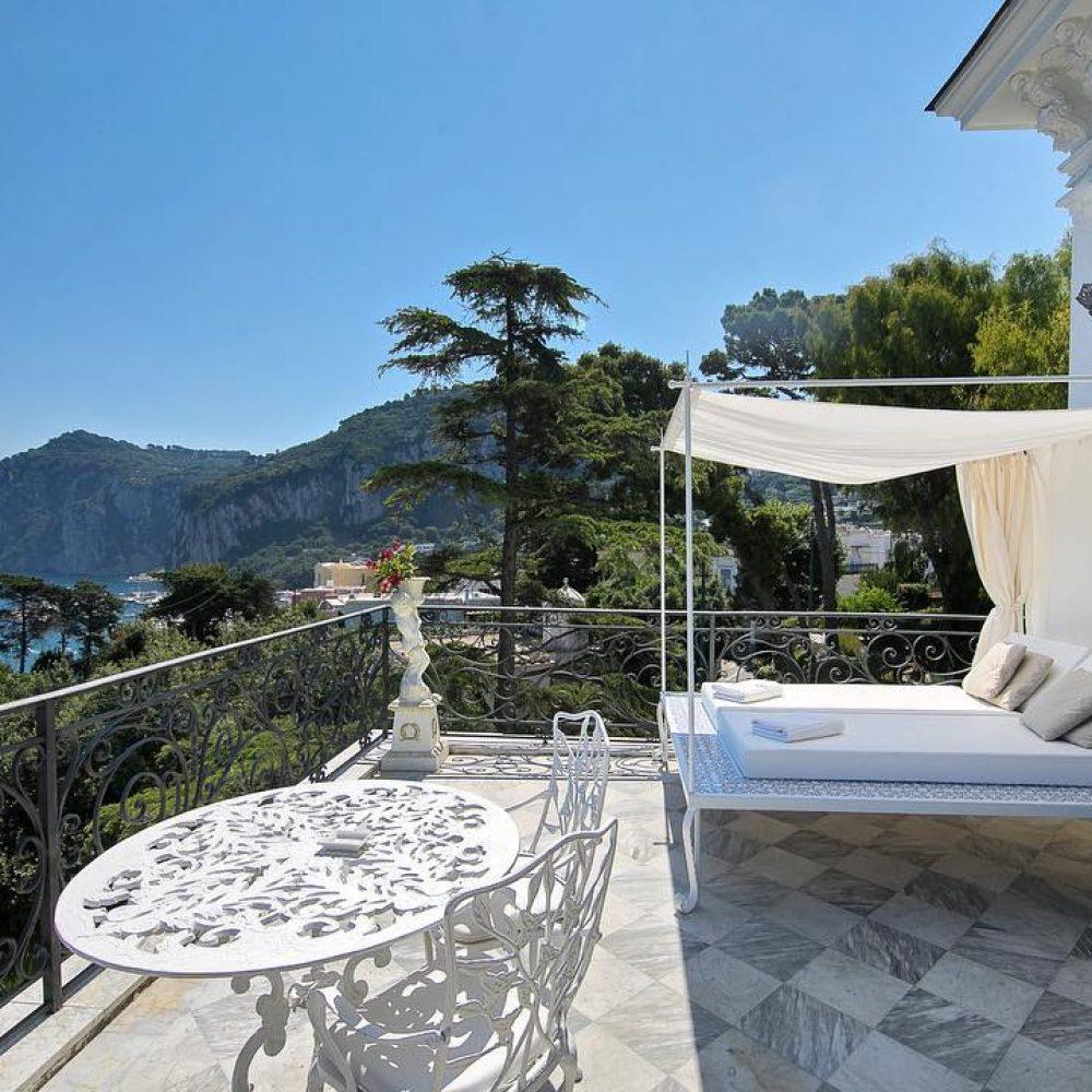 LUXURY VILLA EXCELSIOR PARCO DI CAPRI   PRIMO TRA GLI HOTEL ROMANTICI E COL MIGLIOR SERVIZIO IN ITALIA
