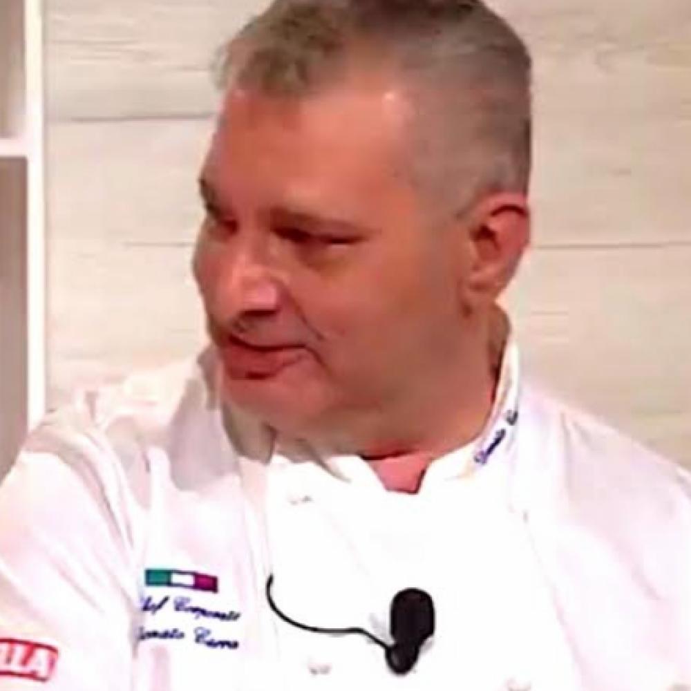 Lo chef Donato Carra scende in campo per i senza fissa dimora