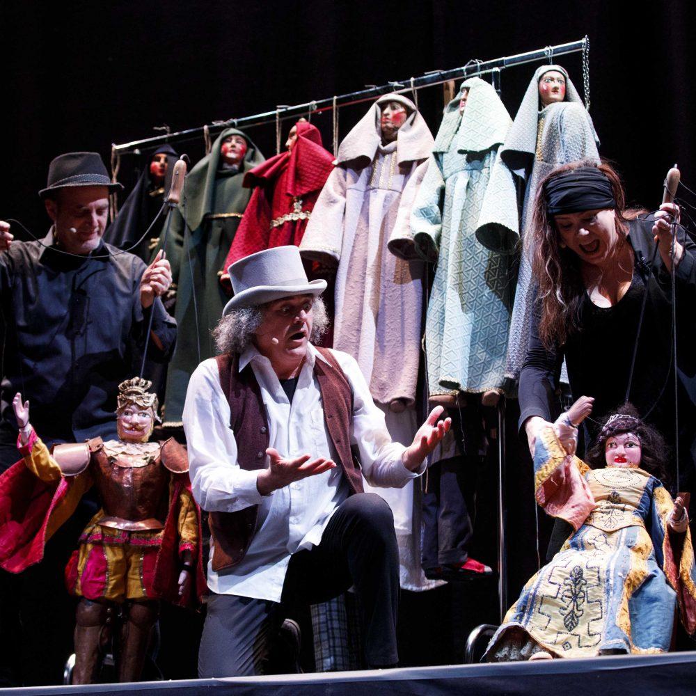 BURATTINI NEL VERDE – dal 25 settembre parte la 20edizione dedicata all'Opera dei Pupi