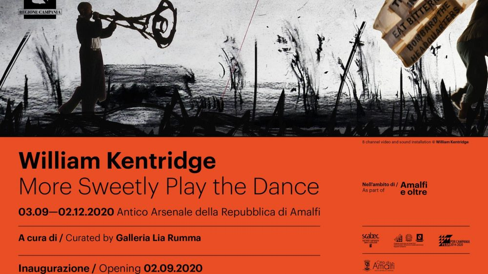 Opening | William Kentridge_More Sweetly Play the Dance