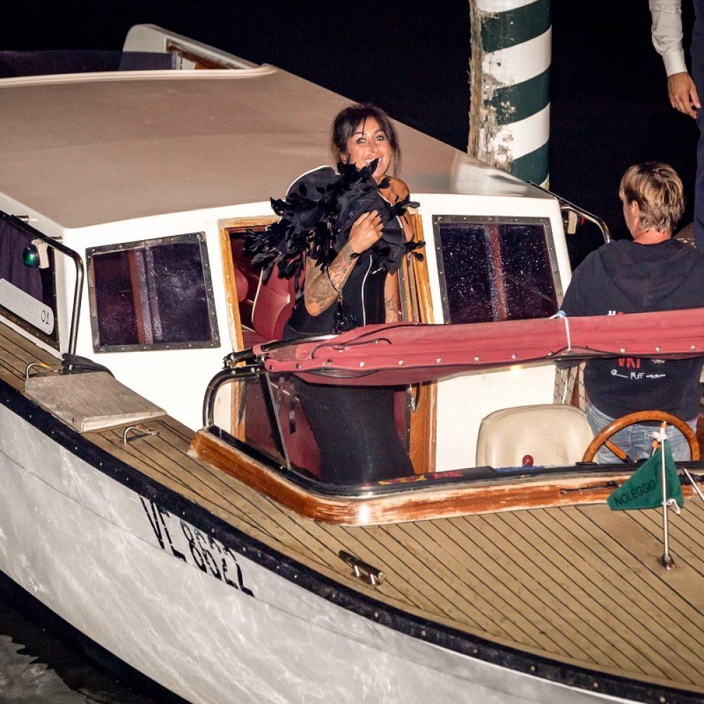 Festival di Venezia, Marianna Bonavolontà sul red carpet: il suo appello contro il body shaming