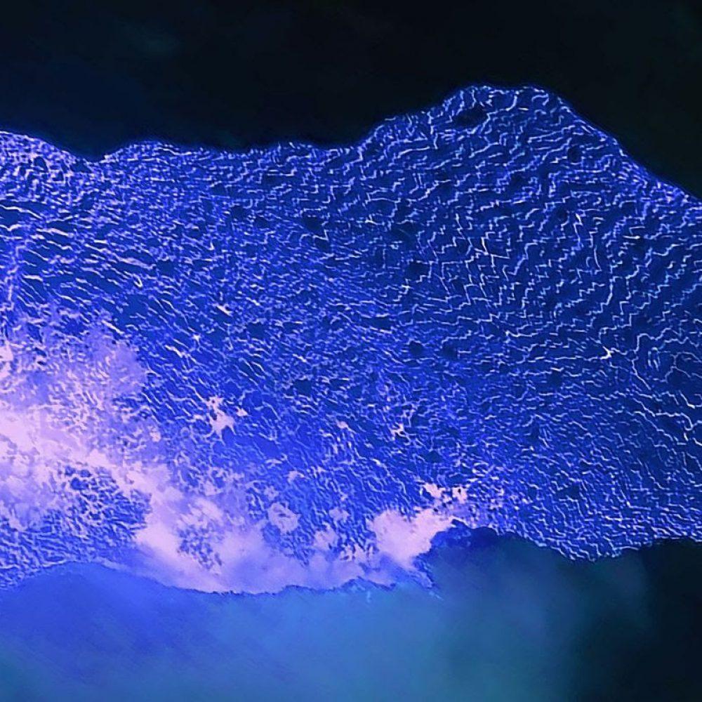 Tutto pronto a Capri, per la mostra dal titolo HEALING WATERS  di MICHELANGELO BASTIANI