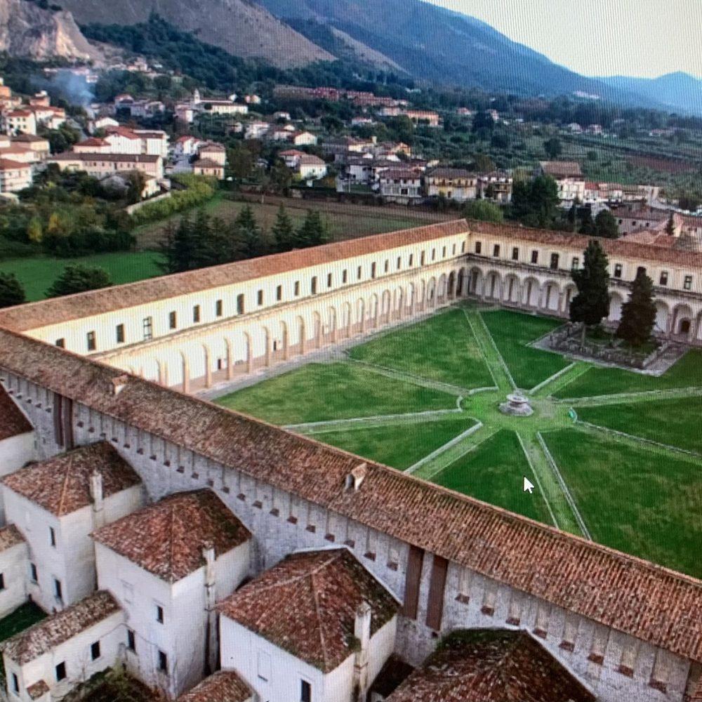 """""""Double Sky"""" prima edizione dal 1° al 3 ottobre alla Certosa di Padula La rassegna internazionale diretta da Maria Pia De Vito"""