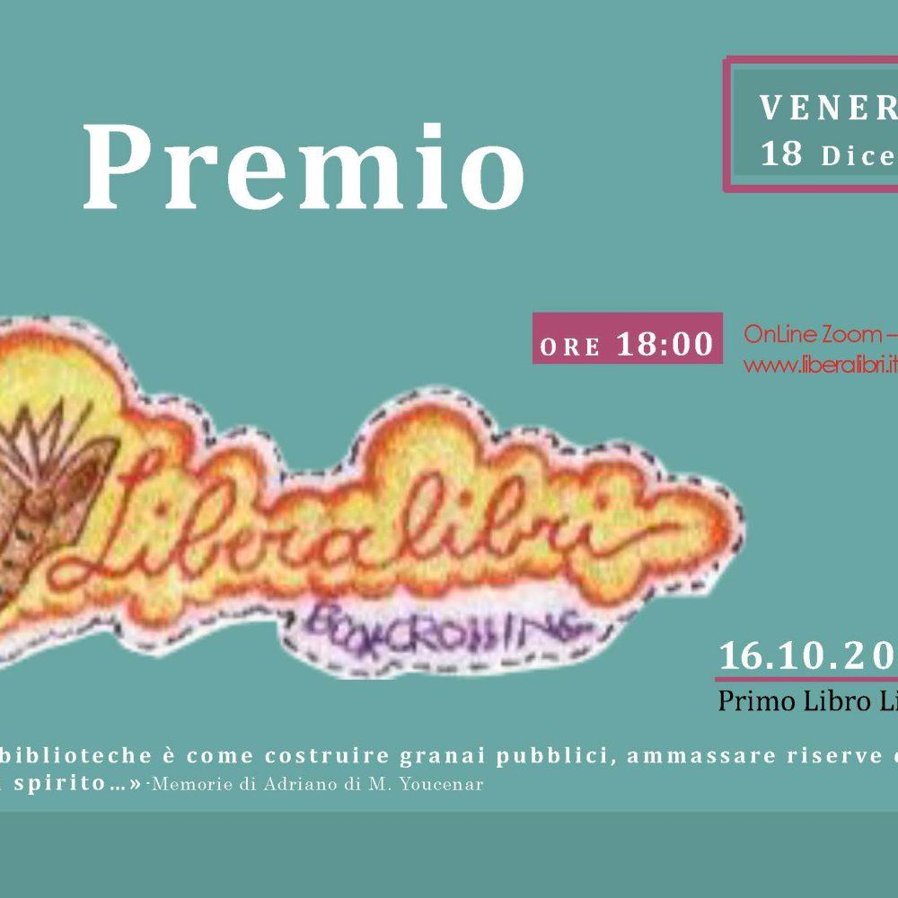 Premio Liberalibri 2020 per la Cultura a Francesco Vastarella, giornalista del Il Mattino, e Gennaro Iannotta.
