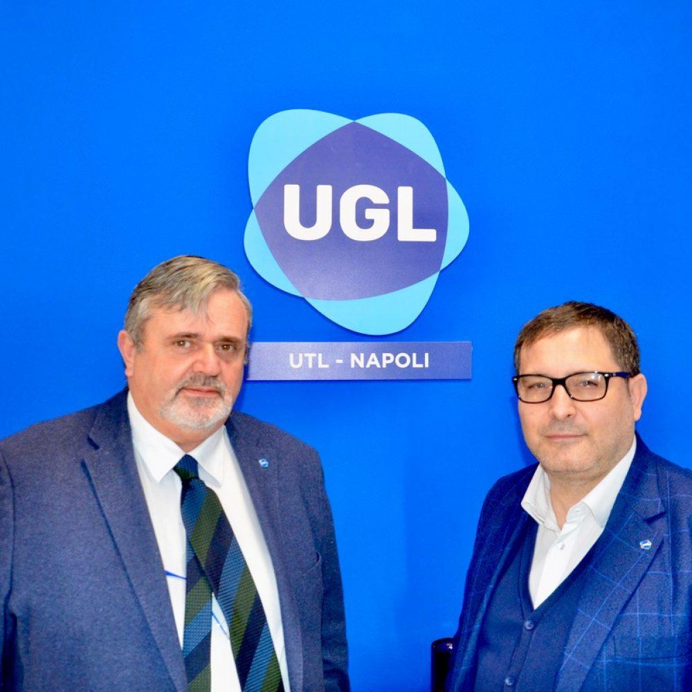 Gaetano Panico è stato eletto segretario UGL-UTL di Napoli