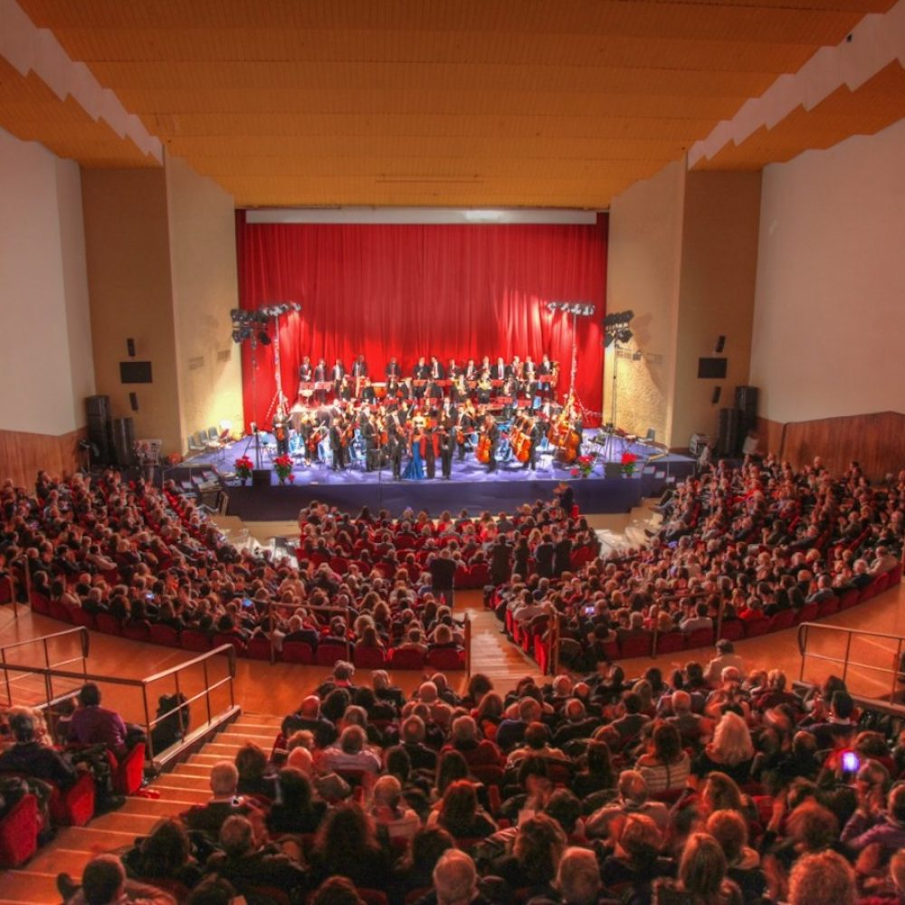 Capodanno Musicale della Nuova Orchestra Scarlatti