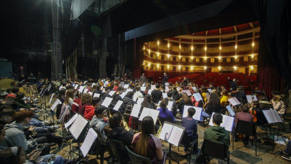 NUOVA ORCHESTRA SCARLATTI   Al via le audizioni dell'Orchestra Scarlatti Junior