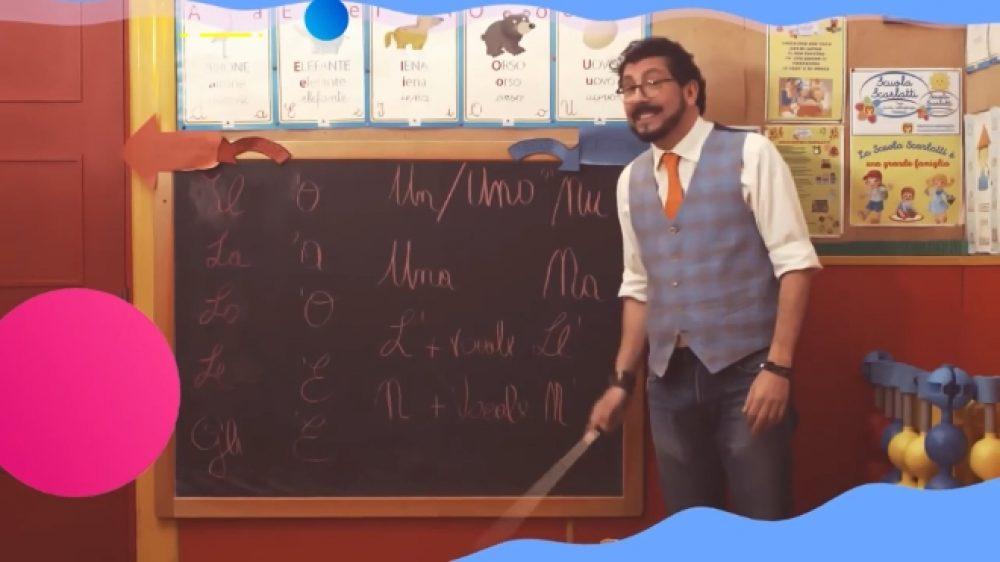 Napul'è mille parole: la serie che insegna a scrivere il Napoletano