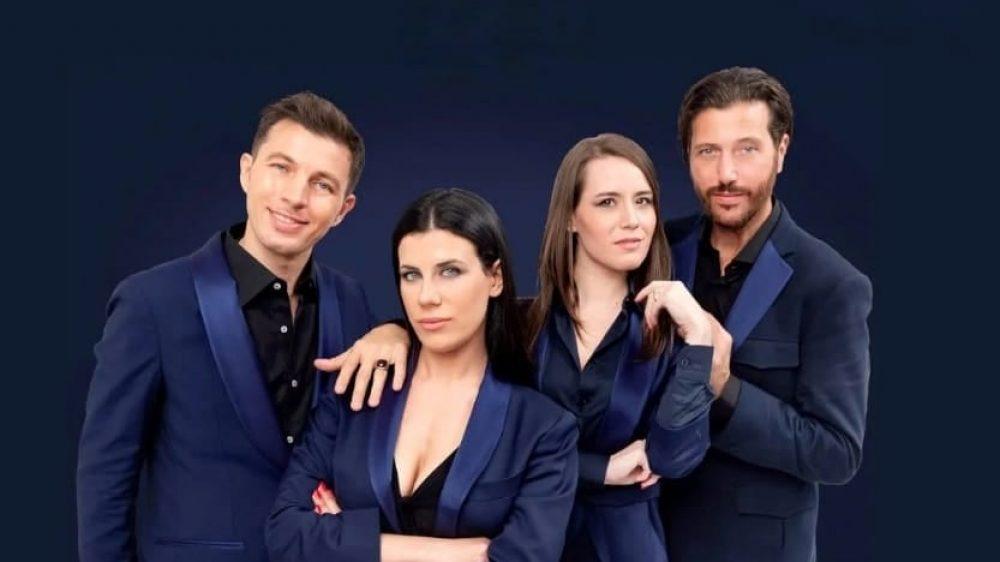 Voci: quattro giovani cantanti lirici napoletani realizzano il loro sogno in barba alla pandemia