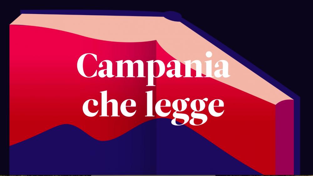 """""""Campania che legge"""", viaggio nel mondo dei libri"""