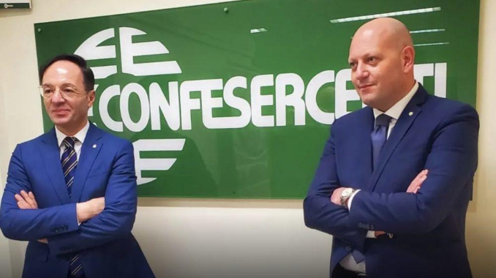 Confesercenti, Valerio Iovinella nominato Presidente di Assicurezza
