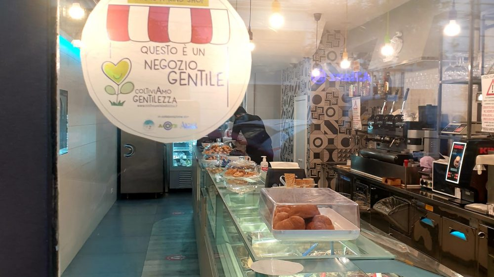 Nasce la prima rete di Negozi Gentili in Italia, da un progetto dell'APS Coltiviamo Gentilezza