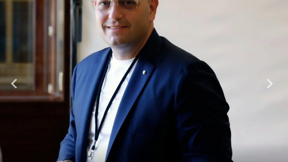 Roma, nuovo incarico per Valerio Iovinella: è il    Vice Presidente dell'Associazione Confidi Italiani