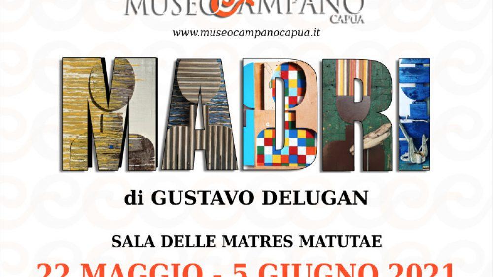 Le Madri di Gustavo Delugan in mostra al Museo Campano di Capua