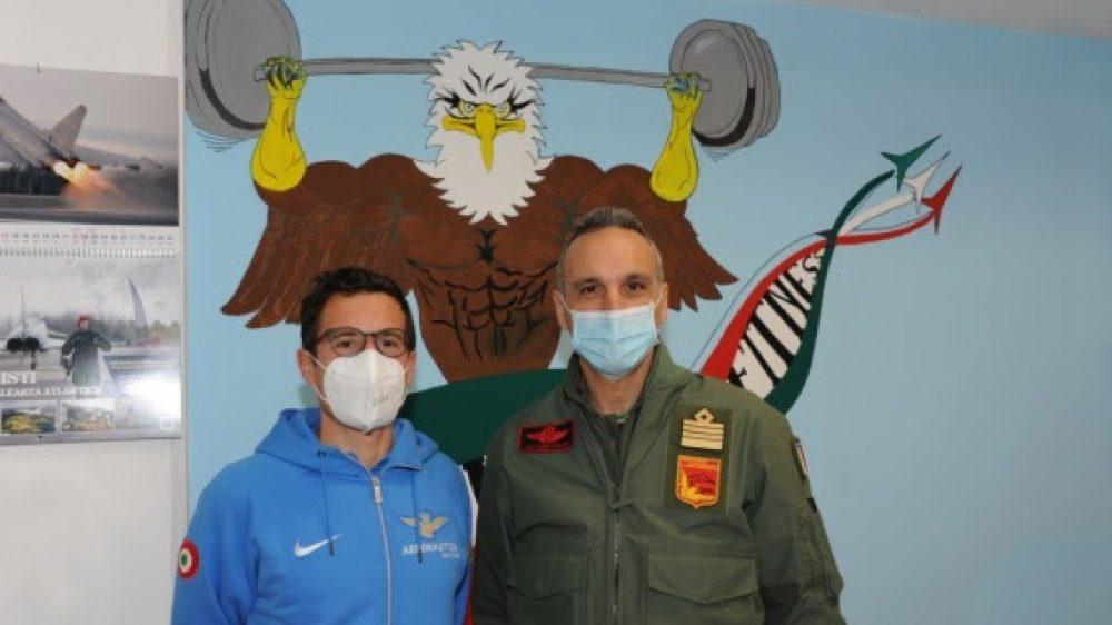 Il campione italiano in carica della marcia 50 km, Teodorico Caporaso, si allenerà per le Olimpiadi di Tokyo nelle strutture dell'Aeroporto Militare di Capodichino.