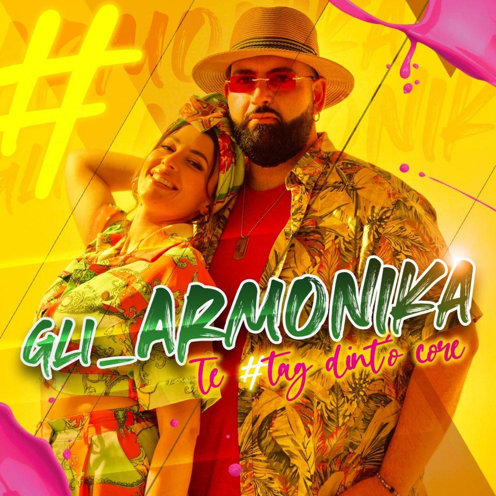 """""""Te # tag dint'o core"""" il nuovo singolo degli Armonika"""