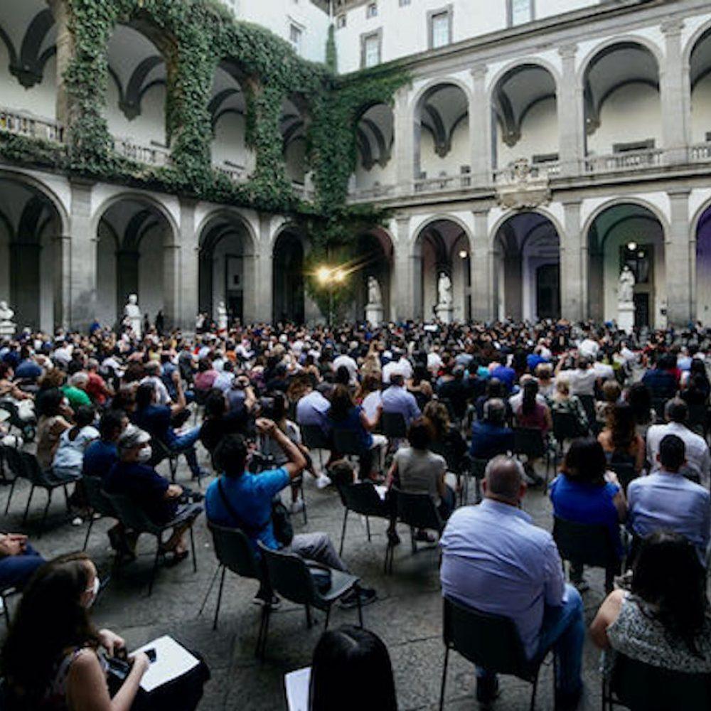 Orchestra Scarlatti Young | Concerto con musiche di Mozart, Schubert, e giovani talenti campani, venerdì 23 luglio