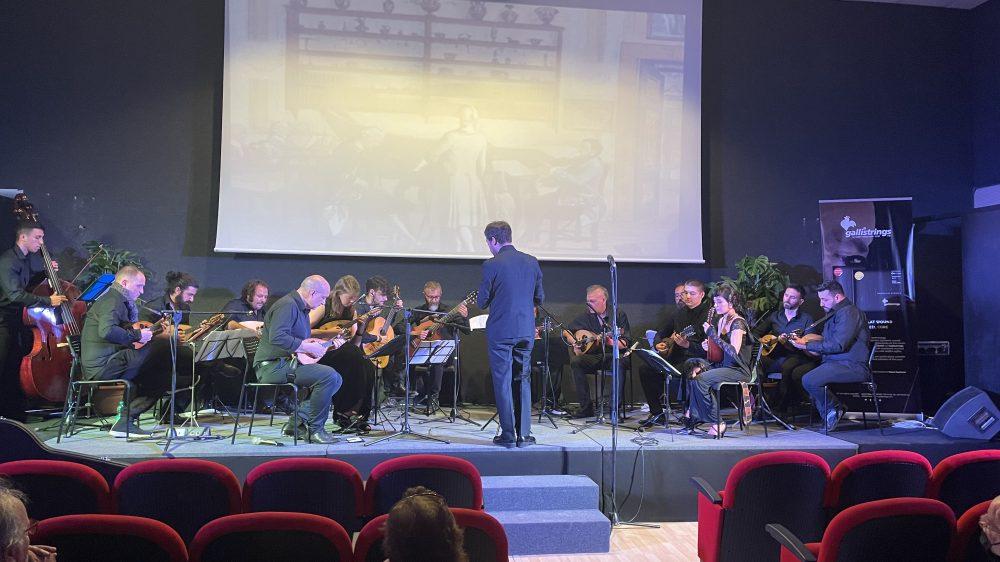 """Tutto pronto per il concerto musical culturale """"VIVA MOZART"""" eseguito dall'Orchestra a Plettro del Conservatorio Giuseppe Martucci di Salerno"""
