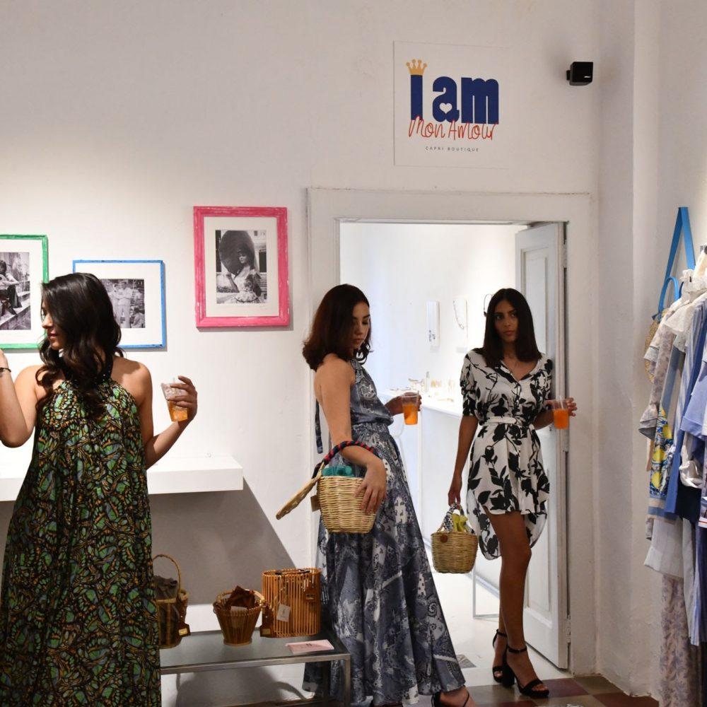 """Da ZOOM Capri inaugurano le """"stanze"""" della moda e del design"""