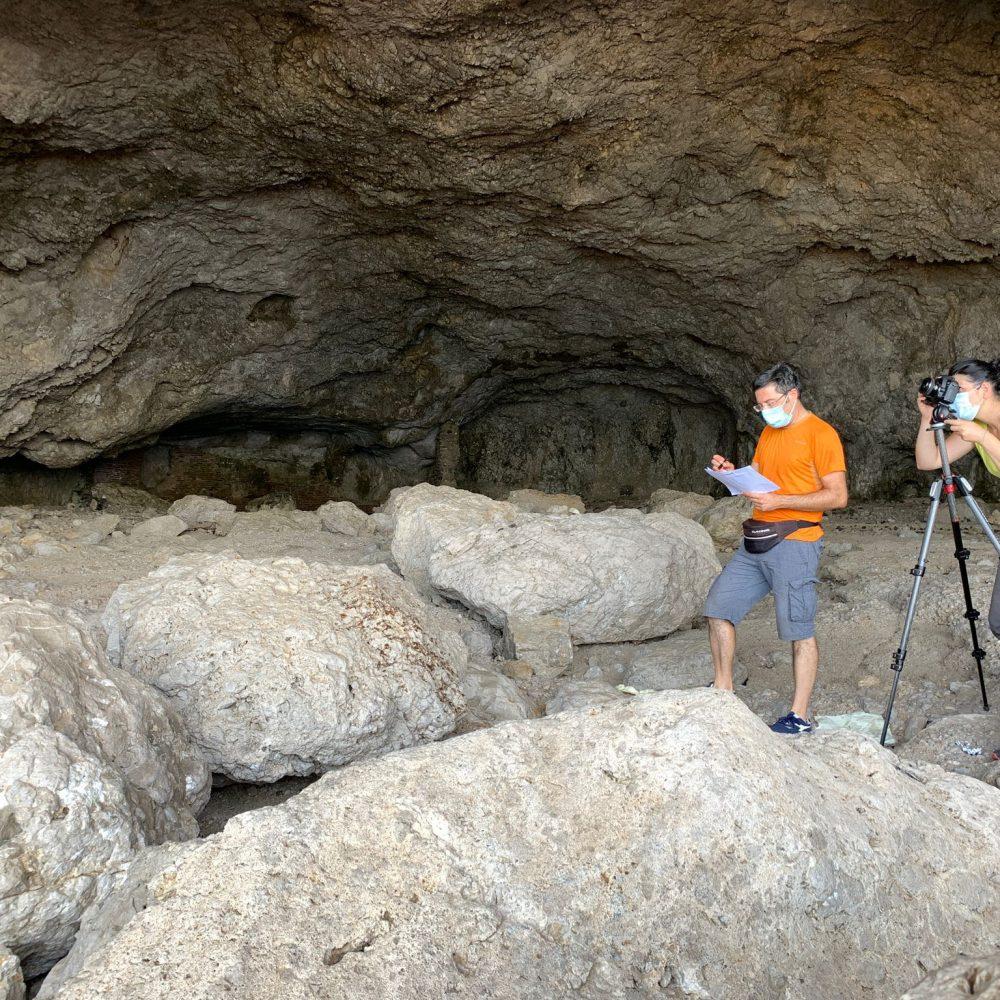 Continuano le ricerche per la carta archeologica di Capri, nuovi rilievi nell'area dell'Arsenale