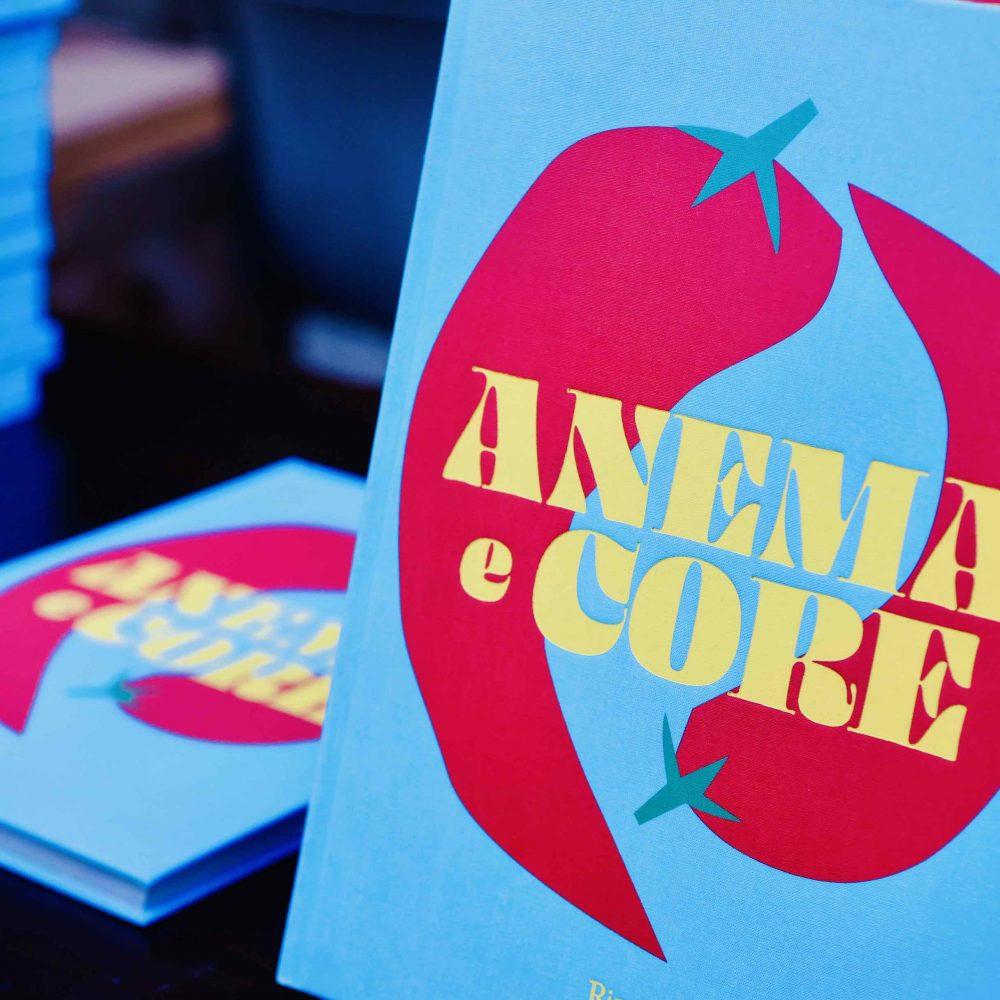 Anema e Core diventa un libro,  presentato ai Giardini della Flora Caprense