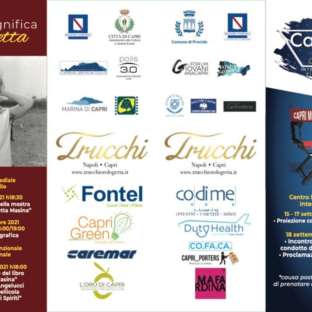 """""""MAGNIFICA GIULIETTA"""" Mostra Fotografica 1 – 18 Settembre 2021 Sala Multimediale Luigi Pollio"""