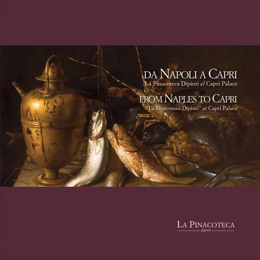 La Pinacoteca con i dipinti antichi in mostra al Capri Palace dal 24 settembre al 10 ottobre